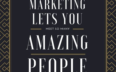 Marketing Can Open Up Your World View