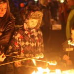 Fire and Ice Festival • Goshen, Indiana • What's ice without the fire?