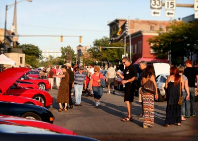 Michiana Porsche Club • Porsches to Goshen