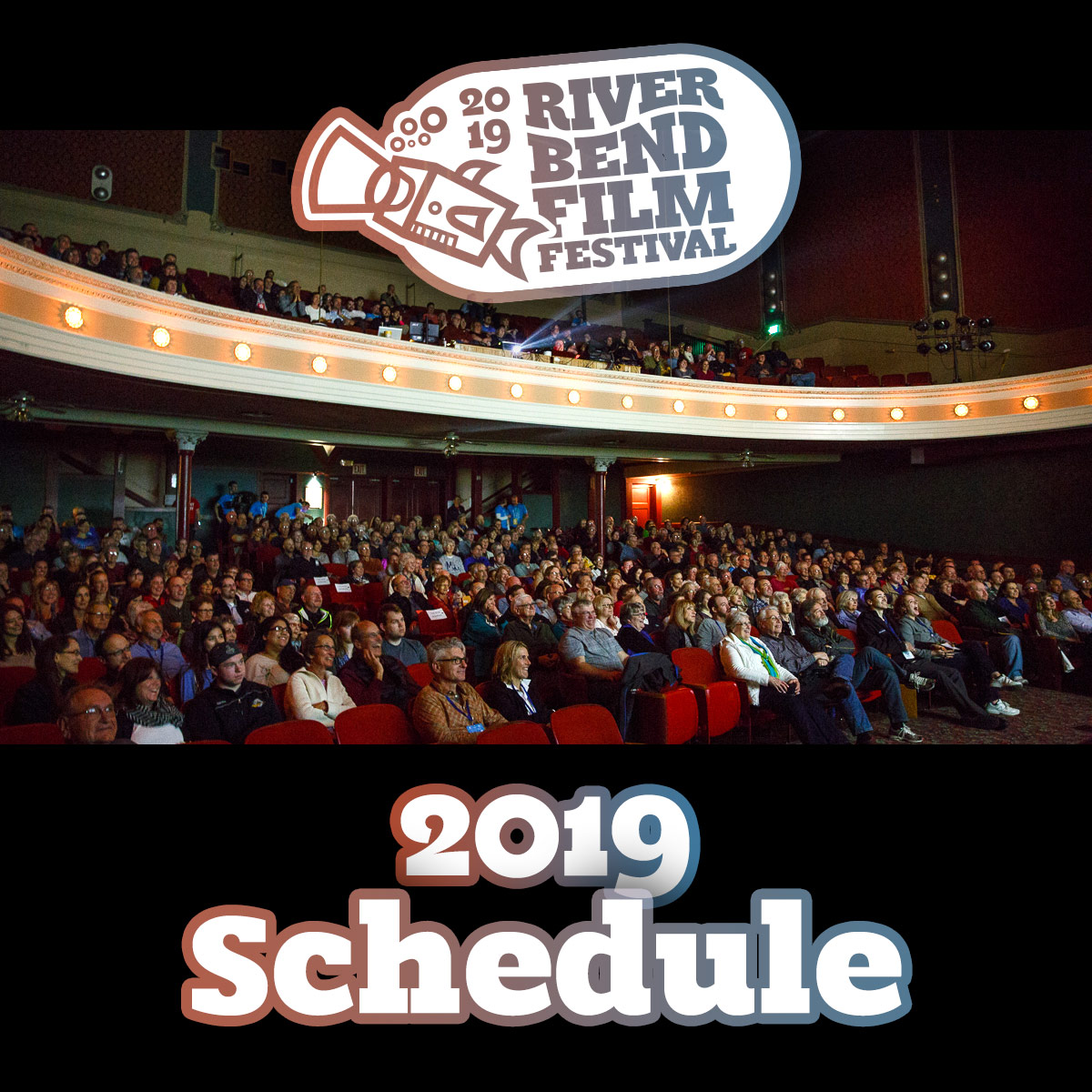 2019 River Bend Schedule